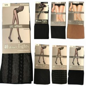 Womens Opaque Sheers Mesh Tights