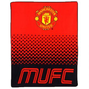 Manchester United FC Printed Blanket